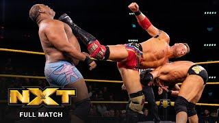 FULL MATCH - Strong vs. Lee vs. Dijakovic - NXT North American Title Match: NXT, Oct. 23, 2019
