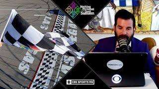 Does NASCAR return mean sports are coming back? | Nothing Personal with David Samson