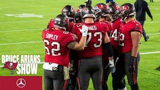 Bucs Fall to Rams in Prime Time, Positional Shakeups on The Offensive Line | Bruce Arians Show