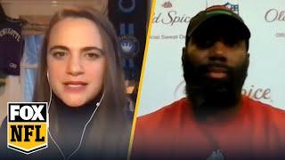 Malcolm Jenkins & Charlotte Wilder on his documentary, social activism in the NFL | FOX NFL