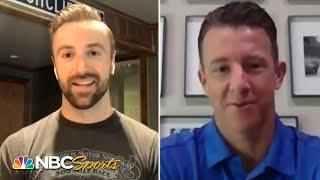 Countdown to Crossover: James Hinchcliffe, AJ Allmendinger preview Indianapolis| Motorsports on NBC