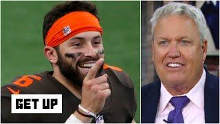 Rex Ryan reacts to Baker Mayfield leading the Browns over the Cowboys | Get Up