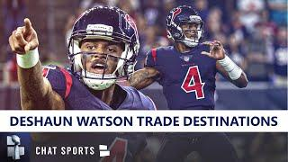 Deshaun Watson Trade Rumors: 5 NFL Teams Most Likely To Trade For Houston Texans Star QB In 2021