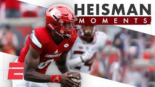 Lamar Jackson's Heisman Moment predicted NFL glory | ESPN College Football