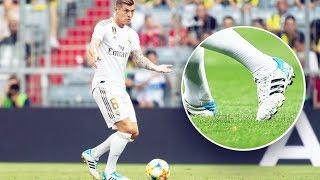 The reason why Kroos has played in the same football boots for 6 years - Oh My Goal