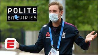 #PoliteEnquiries: Is Stuart Broad MVP of England vs. West Indies without playing?! | ESPNcricinfo