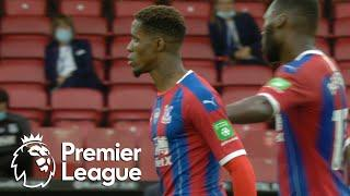 Wilfried Zaha pulls one back for Crystal Palace against Chelsea | Premier League | NBC Sports
