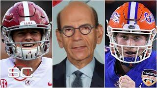 Paul Finebaum's Top 3 Hesiman candidates | SportsCenter