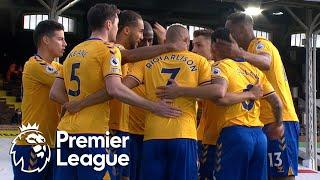Dominic Calvert-Lewin gets Everton ahead of Fulham in first minute | Premier League | NBC Sports