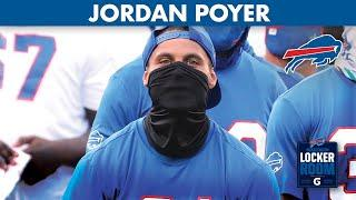 "Jordan Poyer: ""Play Football Full Speed"" 