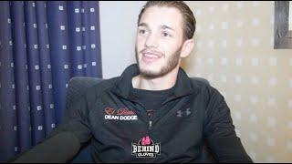 """""""ENDS WITH ME TAKING DANNY CARR OUT!"""" DODGE LOOKING FOR KO - TALKS PERSONAL BATTLES OUTSIDE THE RING"""