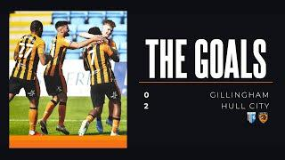 THE GOALS | Gillingham 0-2 Hull City | Sky Bet League One