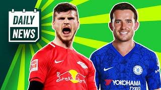 How PSG ruined the transfer market AGAIN + Chelsea want Leicester's England STAR!  Daily News