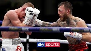 Sam Eggington & Ted Cheeseman go to war in INCREDIBLE final round