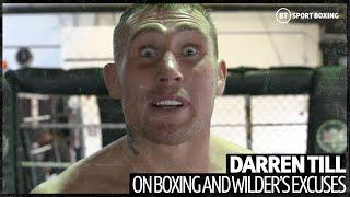 Darren Till goes on passionate rant asking why elite boxers aren't fighting each other