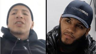 'YOU BETTER BE F****ING READY' -SAMUEL VARGAS REACTS TO CONOR BENN MESSAGE & SAYS 'IM READY FOR WAR'
