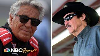 Mario Andretti and Richard Petty detail respect between NASCAR, IndyCar | Motorsports on NBC