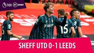Sheff Utd v Leeds (0-1) | Premier League Highlights