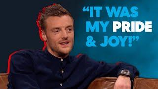 Jamie Vardy's BRILLIANT Story of How His Car Was Impounded | BOTN