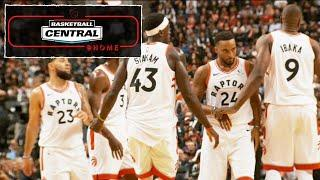Can Meaningful Anti-Racism Talks Be Continued In Locker Rooms? | Basketball Central @ Home