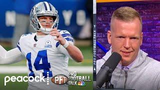 Chris Simms: Don't expect Bears to draft QB in first round | Pro Football Talk | NBC Sports