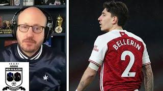 Men in Blazers: Hector Bellerin leading young Arsenal squad on, off field   NBC Sports