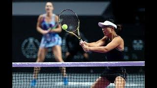 Xu Yifan & Gabriela Dabrowski | 2019 WTA Finals Day 5 | Shot of the Day
