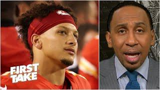 Stephen A. explains why the Chiefs looked vulnerable vs. the Patriots | First Take