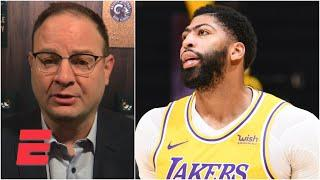 Woj says Anthony Davis could be 'out awhile' for the Lakers | Keyshawn, JWill & Zubin