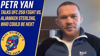 Petr Yan expects Aljamain Sterling to run, hints at Dillashaw being next | Ariel Helwani's MMA Show