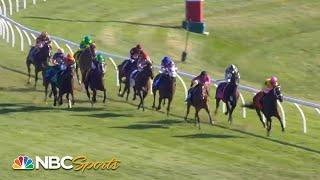 Jessamine Stakes 2020 sets new race record (FULL RACE) | NBC Sports