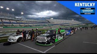 Buckle Up In Your Truck 225 from Kentucky Speedway | NASCAR Truck Series Full Race Replay