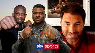 'Whyte vs Ngannou can happen this year!' | Eddie Hearn on potential boxing vs UFC showdown!