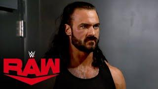 Drew McIntyre confronts Randy Orton in the Legends Lounge: Raw, Oct. 5, 2020