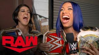 Sasha Banks & Bayley are ready to celebrate: WWE Network Exclusive, July 27, 2020