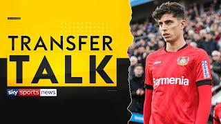 Chelsea agree a deal with Bayer Leverkusen to sign Kai Havertz!  | The Transfer Show