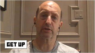 Jeff Van Gundy on the NBA's return, LeBron's title chances & Zion's expectations | Get Up