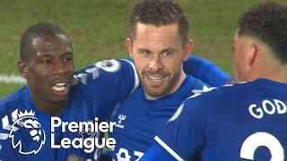 Gylfi Sigurdsson grabs late Everton edge against Sheffield United | Premier League | NBC Sports