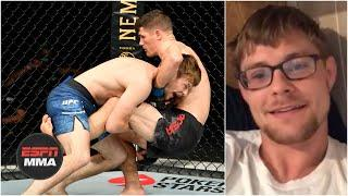 Bryce Mitchell recaps UFC 249, confirms he'll wear camo shorts in next fight | ESPN MMA