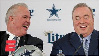 Reaction to Cowboys VP Stephen Jones guaranteeing Mike McCarthy will return as coach in 2021 | KJZ