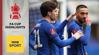 FA Cup highlights: Chelsea 2-0 Sheffield United   BBC Sport