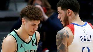 Battle Of The Bros: Is LaMelo Ball Already Shaping Up To Have A Better Career Than Lonzo?