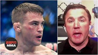 Chael Sonnen reacts to Dustin Poirier's TKO of Conor McGregor | Ariel & the Bad Guy