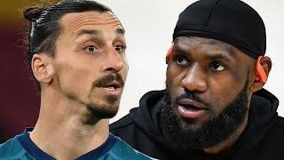 """LeBron James Fires Back At Zlatan Ibrahimovic Saying Stick To Sports: """"I'm The Wrong Guy To Go At"""""""