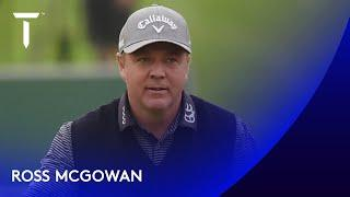 Ross McGowan shoots 67 to tie lead | 2020 Italian Open