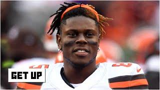Browns tight end David Njoku asks for a trade before the season starts | Get Up