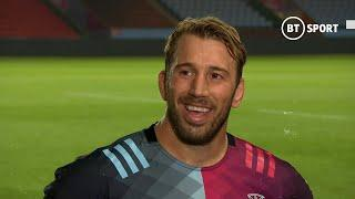 Former England captain Chris Robshaw bids emotional farewell to Harlequins after 17 years!