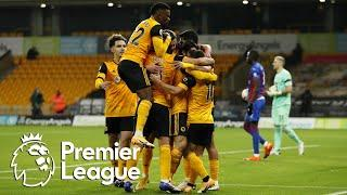 Wolves coast past Crystal Palace to open Matchweek 7 | Premier League Update | NBC Sports