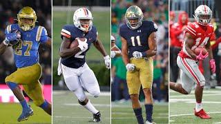 Chargers Day 3 NFL Draft Picks College Highlights