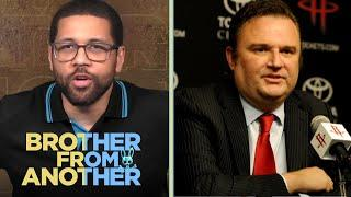 What's next for Daryl Morey, Rockets after parting ways? | Brother From Another | NBC Sports